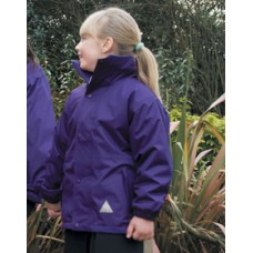 Result  R160B Junior Reversible Storm Dri 4000 Fleece Jacket